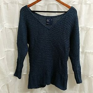 AEO Wide V-Neck Sweater SP